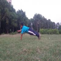 Abhinav  Athlete