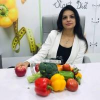 Prachi Fotani Sports Nutritionist