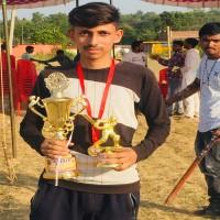 Pranav Gupta Athlete