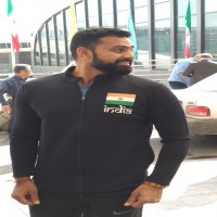 Ajay Dalal Athlete