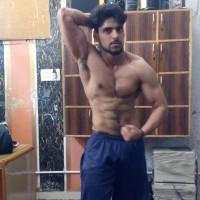 Nitin Sharma Sports Fitness Trainer