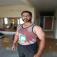 Riyaz Sayyed Sports Fitness Trainer