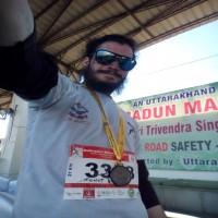 Manoj Singh Bharara Athlete