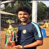 Krishnakant Dwarkanath Natekar Coach