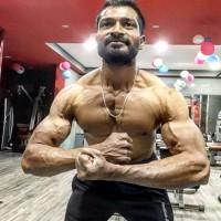 Shiva kumar Goud Sports Fitness Trainer