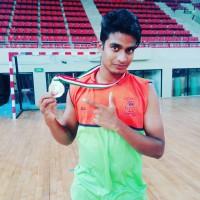 Athiyaman Kasinathan Athlete