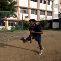 Ranjith Janagiraman Athlete