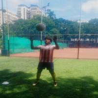 Gaurav Banerjee Athlete