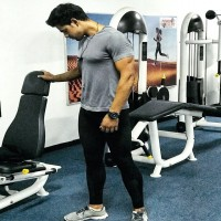 Deepanshu Chaudhary Sports Fitness Trainer