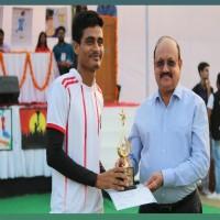 Sachin Kumar Sharma Athlete