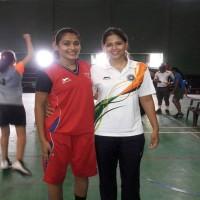 Dharti Pravinbhai Savani Athlete