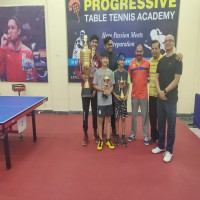 Progressive Table Tennis Academy Academy