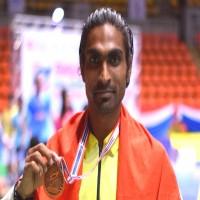 Pramod Bhagat Athlete