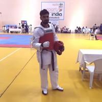 Aseemsingh Ashok Sodi Athlete