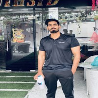 Sunny Tanwar Sports Fitness Trainer