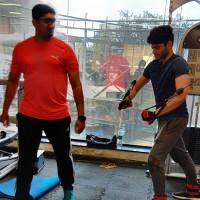 Firoz Hamid Dhamaskar Sports Fitness Trainer