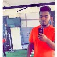 Ansuman Behera Athlete
