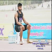 Parveen Boora Athlete