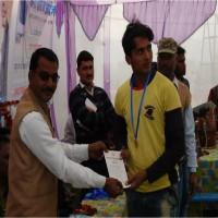 Pushpendra Thakur Athlete