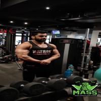 Aadesh Ajit Chinchkar Sports Fitness Trainer