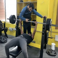 Akshay Dhawan Sports Fitness Trainer