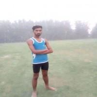 Vishal Sandhu Athlete