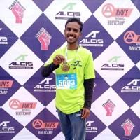 Ankit Kumar Rajan Athlete