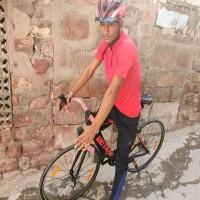 Nauratram Saran Athlete