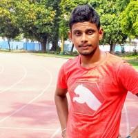 Amit das Majumder Athlete