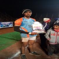 Sagar Khatkar Athlete