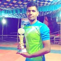 Srittam Senapati Athlete
