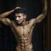 Rahul Saini Sports Fitness Trainer