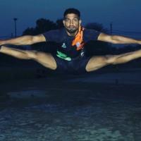 Deepanshu Panchal Athlete