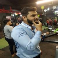 Zubair Sayyed Sports Fitness Trainer
