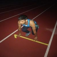 Rajpreet Singh Athlete