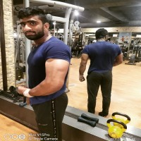 Sumit Ahlawat Sports Fitness Trainer