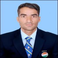 Manvendra Singh Athlete