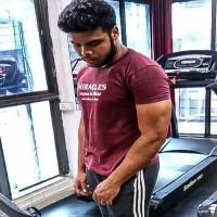 Muzammil Qadiri Sports Fitness Trainer