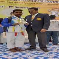 Pramod Chaudhary Athlete