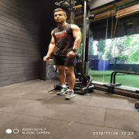 Akash Bhil Sports Fitness Trainer