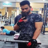 Anurag Gahlot Sports Fitness Trainer
