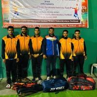 Alfaj Nasiruddin Shaikh Athlete