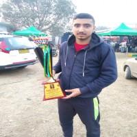 Praveen Thakur Athlete