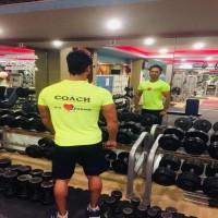 Debojit Sonowal Sports Fitness Trainer