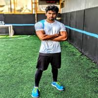 Tirthankar Saha Sports Fitness Trainer