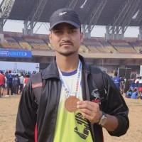 Amit Kumar Hari Athlete