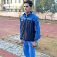 Aniket Prajapat Athlete