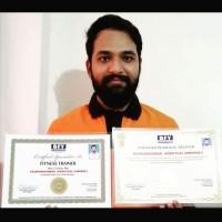 Saurabh Shrimali Sports Fitness Trainer
