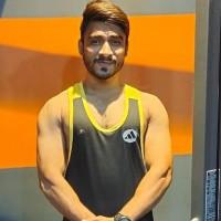 Raj Rajput Sports Fitness Trainer