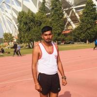 Vikash Sharma Athlete